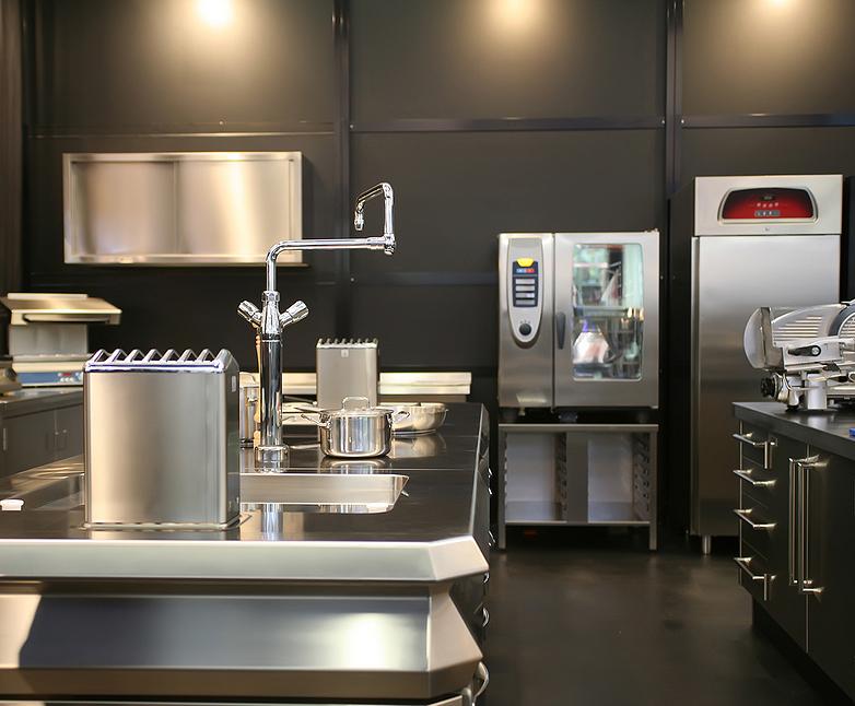 Hotelgastropool investitionsg ter mit der hgp in die - Cuisine professionnelle pour particulier ...